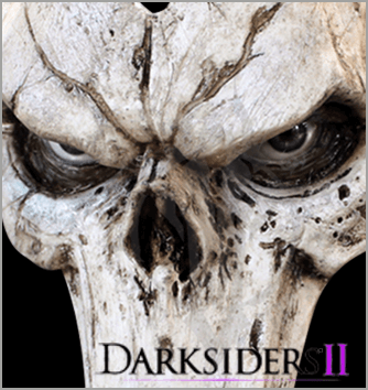 Darksiders II mask, life size replica, rare collectible