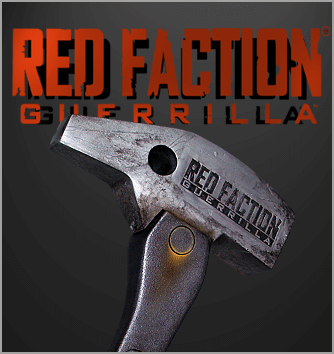 Red Faction, hammer, sledghammer replica, life size rare collectible, limited edition