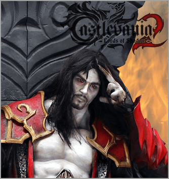Dracula, Castlevania, Lords of Shadow 2,  scale 1:1, prototype by Studio Oxmox
